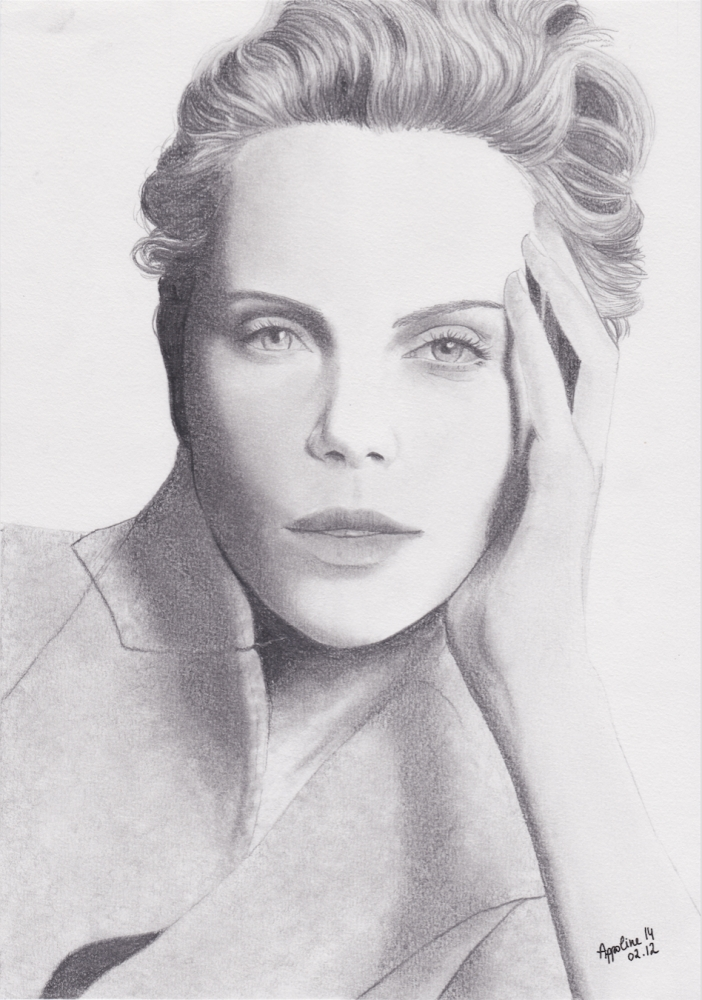 Charlize Theron by appo1234